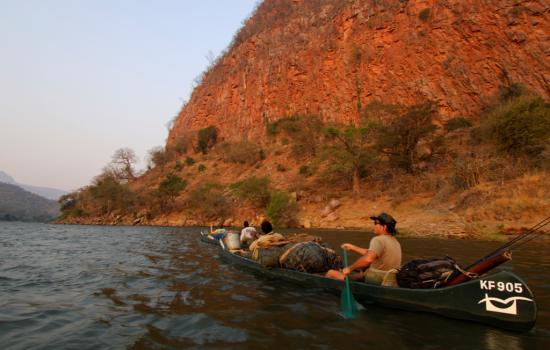 Zambezi Classic Short Canoe Safari | Natureways Safaris